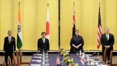 Hội nghị Bộ trưởng Ngoại giao 4 nước Úc – Ấn Độ – Nhật Bản – Mỹ