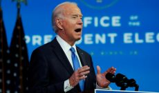 Biden: Kết quả bầu cử là 'tiếng vọng trái tim' của người Mỹ