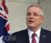 Nước Úc vẫn tiếp tục thực hiện các cam kết quốc tế về biến đổi khí hậu