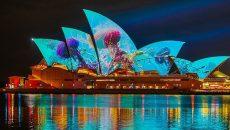 Australia lùi kế hoạch tổ chức lễ hội ánh sáng Vivid Sydney