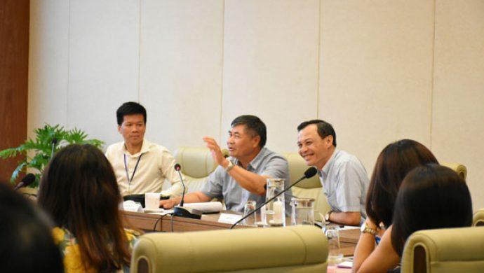 Tọa đàm chia sẻ kinh nghiệm về công tác với cộng đồng Việt ở nước ngoài
