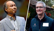 Apple vừa đặt bút ký thỏa thuận trị giá 1 tỷ USD với Softbank