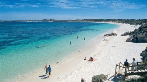 """Chiếm ngưỡng 3 vùng có bãi biển đẹp """"mê mẩn"""" nhất tại Tây Úc"""