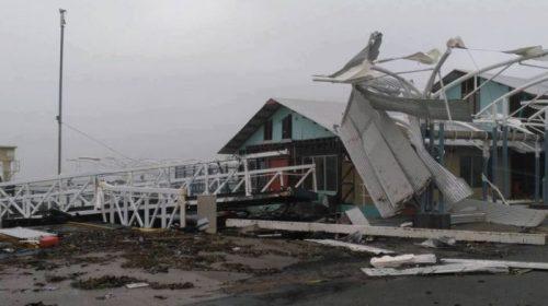 Queensland tan hoang sau siêu bão Debbie
