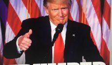 """Báo chí Úc """"sốc"""" trước chiến thắng của Donald Trump"""