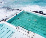 Úc: Phát cuồng với vẻ đẹp của Bondi Baths – Bể bơi nằm trên biển ở Sydney