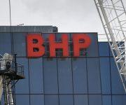 Sản lượng quặng sắt của BHP Australia đạt kỷ lục