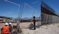 Tổng thống Mỹ ra lệnh xây bức tường dọc biên giới với Mexico
