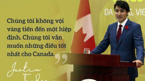 Thủ tướng điển trai Justin Trudeau thành trở ngại lớn nhất của TPP-11