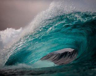 Chiêm ngưỡng vẻ đẹp của những cơn sóng biển ở Úc