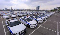 Gần một nghìn cảnh sát giao thông ra quân bảo vệ APEC