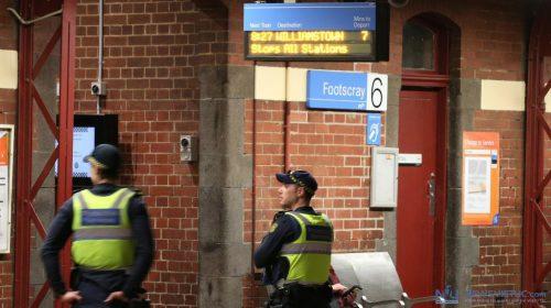 Melbourne: tỉ lệ tội phạm ở nhà ga xe lửa tăng chóng mặt, người dân kêu gọi tăng nhân viên bảo vệ
