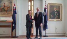Chủ tịch Hạ viện T.Smith: Việt Nam là điểm đến du lịch hấp dẫn đối với người Australia