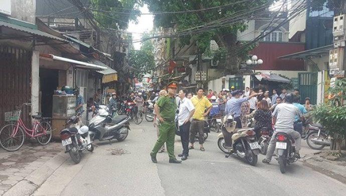 Động đất ở Hà Nội, nhiều nhà cao tầng rung lắc mạnh
