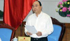 Thủ tướng: Đề nghị Ngân hàng Nhà nước chỉ đạo không dồn vốn vay cho các đại gia