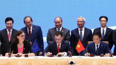 Ủy ban Thương mại EU thông qua Hiệp định thương mại tự do với Việt Nam – EVFTA