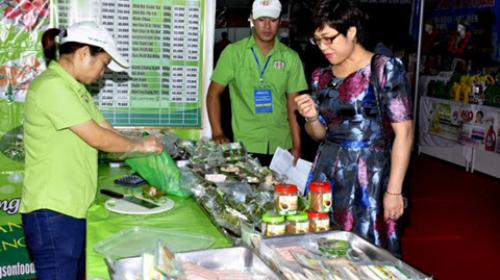 Khai mạc Hội chợ hàng Việt Nam TP Hà Nội năm 2016