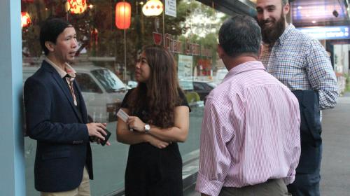 Ấm áp buổi gặp gỡ giữa Cục xúc tiến thương mại VN và hội Doanh nhân Việt-Úc