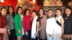 Thân tình buổi gặp gỡ giữa Hội nữ Doanh nhân Tp HCM và CLB Nữ Doanh nhân Việt Úc