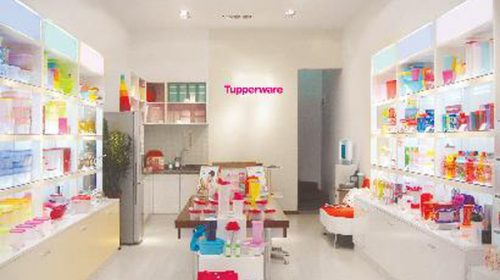 Tupperware Việt Nam lần đầu có mặt tại Triển Lãm Quốc Tế Về Ngành Bán Lẻ và Nhượng Quyền Thương Hiệu