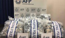 Sydney: tìm thấy1,2 tấn thuốc lắc trong những cuộn nhôm