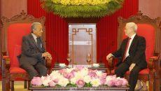 Coi trọng, mở rộng quan hệ đối tác chiến lược với Malaysia