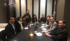 Hội doanh nhân VBAA đón tiếp tổng công ty thương mại Hà nội Hapro