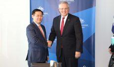 Phó Thủ tướng Vương Đình Huệ thăm làm việc tại Úc