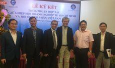 VBAA đến thăm và làm việc với công ty luật Legal United Law.