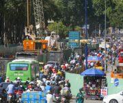 Phân luồng 2 tuyến đường để giảm ùn tắc cửa ngõ Tân Sơn Nhất