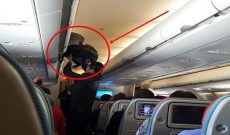 Tâm sự: Bắt quả tang tại trận hành khách Trung Quốc tự ý lục túi người khác trên máy bay tại Đà Nẵng