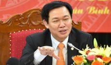 Phó Thủ tướng Vương Đình Huệ: Yêu cầu đẩy nhanh công tác sắp xếp, cổ phần hoá doanh nghiệp nhà nước