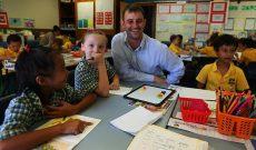 Chuyện học của trẻ con ở Úc