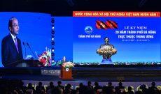 """Thủ tướng: """"Đà Nẵng phải là thành phố độc nhất vô nhị"""""""