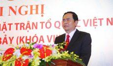 Ông Trần Thanh Mẫn làm Chủ tịch Mặt trận Tổ quốc Việt Nam