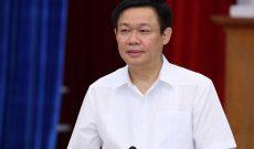 Phó Thủ tướng cho ý kiến về đề nghị thanh tra, đình chỉ thi công 60 dự án BĐS của Bộ Tài Chính