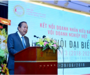 Hiệp hội doanh nhân Việt Nam ở nước ngoài không ngừng phấn đấu, đóng góp cho sự nghiệp xây dựng đất nước