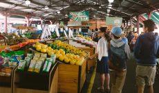 Khám phá chợ Queen Victoria – Phiên chợ nông sản lâu đời nhất thế giới ở Úc