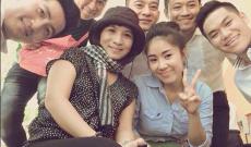 Sao Việt ngày càng có mối quan hệ tốt với người mới của tình cũ