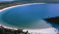Khám phá Wineglass Bay – Bãi biển mặt trăng nổi tiếng của châu Úc