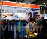 Việt Nam tham gia hội chợ lớn nhất Úc về may mặc