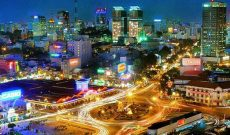 IMF dự báo tăng trưởng GDP Việt Nam năm 2017 ở mức 6,3%