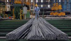 Sản xuất thép có dấu hiệu phục hồi