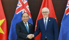 Nâng cấp quan hệ chiến lược giữa Việt Nam và Australia