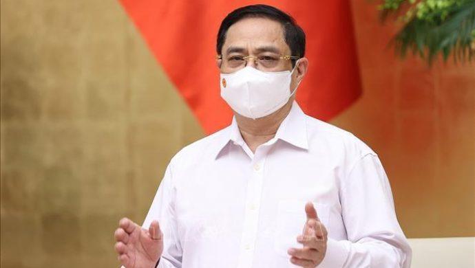 Thủ tướng Việt Nam Phạm Minh Chính: Thành viên Chính phủ cần nghĩ thật, nói thật, làm thật, hiệu quả thật