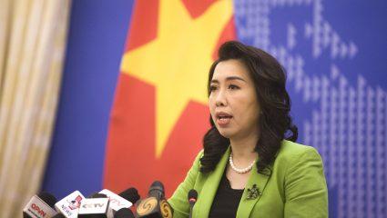 Biển Đông: Việt Nam khẳng định chủ quyền với quần đảo Trường Sa