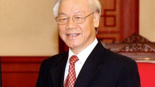 Tổng Bí thư Nguyễn Phú Trọng sẽ thăm cấp Nhà nước Vương quốc Cam-pu-chia