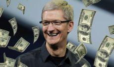 Tim Cook mang về 145 triệu USD trong năm ngoái, đứng đầu trong các CEO của S&P 500