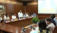 Chủ tịch UBND tỉnh Sóc Trăng làm việc với Hội Doanh nhân Việt Nam tại Australia