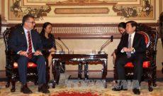 Thành phố Hồ Chí Minh và Úc tăng cường hợp tác thương mại, du lịch và đầu tư